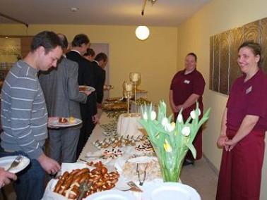 Mit dem im Januar 2012 neu eröffneten Alten- und Pflegeheim Bräuninger-Stift
