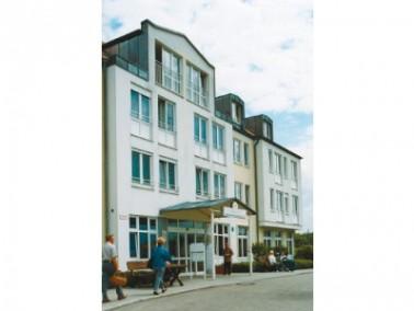 Das CURANUM Seniorenpflegezentrum Münchhausen ist in der rund 18.000 Einwohner umfassenden Geme...