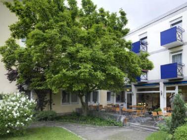 Die Appartements am Kurpark - Christlich Betreutes Wohnen - entstanden aus dem ehemaligen Stephanien...