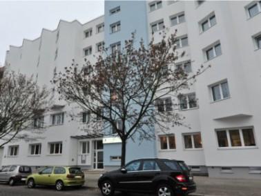 Das Seniorenpflegeheim Wedding liegt inmitten des bekannten Stadtteils Berlin-Wedding. Der Bau erinn...