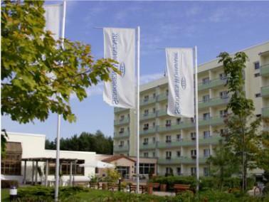 Mitten im landschaftlich reizvollen Fläming liegt der Senioren-Wohnpark Belzig. Das hügelige Waldgeb...