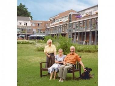 Der HANSA Seniorenwohnpark an der Lesum liegt im Norden von Bremen. Er verbindet durchdachte Archite...