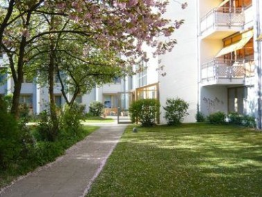Das Seniorenhaus Matthäus befindet sich im Stadtteil Winterhude direkt an der Alsterkehre zum R...