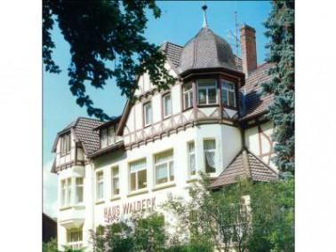 Haus Waldeck ist mit 31 Plätzen aktuell das kleinste Haus der Vereinten Martin Luther + Althana...