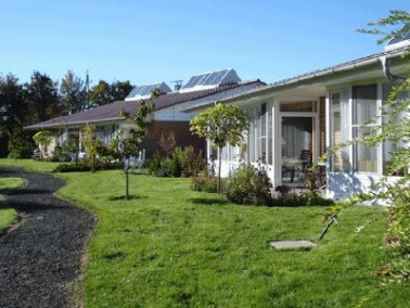 Die Altenpension Logehof befindet sich am nördlichen Rand des Ortes Mulsum, welcher im Herzen der St...