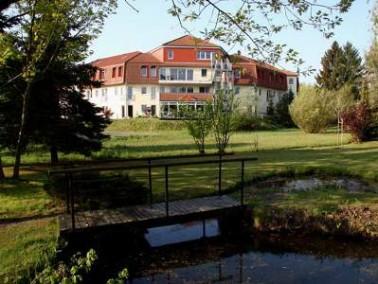 """Das Alten- und Pflegeheim """"Wasserschlösschen"""" bekam seinen Namen durch die Architek..."""