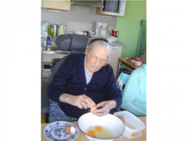 Das Senioren- und Pflegezentrum Berndt liegt mitten in einem Wohngebiet in Bockenem im Ortsteil Volk...