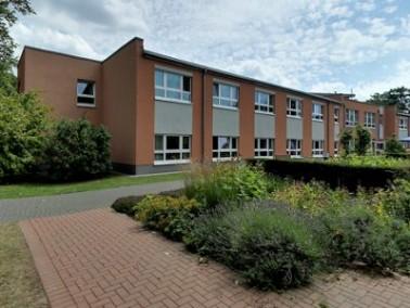 Das 2003 neu erbaute Altenheim Windberg liegt im gleichnamigen Stadtteil im Norden der Stadt Mö...
