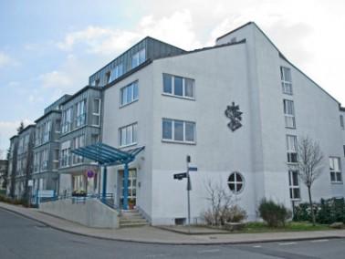 Das Alten- und Pflegeheim Haus am Ginsterweg liegt in Castrop-Rauxel im Stadtteil Schwerin, einer ru...
