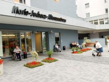 Marie Juchacz Zentrum - Pflege mit Herz     Das Marie Juchacz Zentrum ist ein Ort, an dem sich &aum...