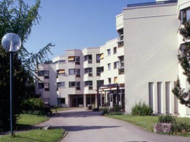 Das Konrad-Manopp-Stift liegt in Riedlingen an der Donau südlich der Schwäbischen Alb. Die...