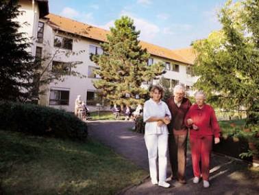 Wohnbereichsleitung (m/w) und Stellvertretung
