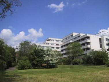 Das in der Nähe des Naherholungsgebietes gelegene Altenzentrum St. Anna in Munderkingen bietet seine...