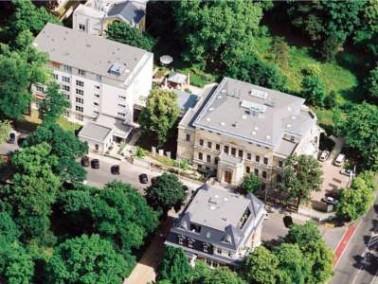 Der Senioren-Wohnpark Leipzig - Stadtpalais befindet sich in der Nähe des wunderschönen Cl...