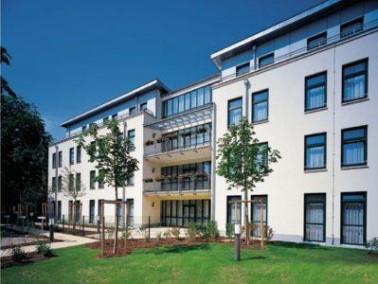 Im Zentrum vom Leipziger Stadtteil Eutritzsch befindet sich der gleichnamige Senioren-Wohnpark Leipz...