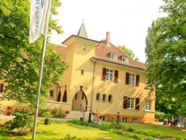 Die Villa Auenwald befindet sich im Westen Leipzigs in gehobenem Wohnumfeld. Direkt am Stadtrand gel...