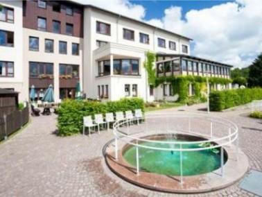 Umgebung     Das Alten- und Pflegeheim Barbara-Uttmann-Stift ist nur wenige Gehminuten vom Ortszentr...