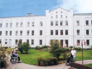 Der Senioren-Wohnpark St.Elisabeth liegt im Herzen der Stadt Aschersleben - der ältesten Stadt ...