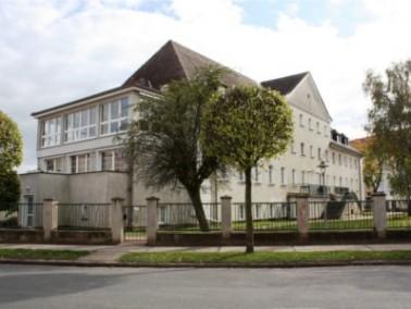 Das DRK-Altenpflegeheim