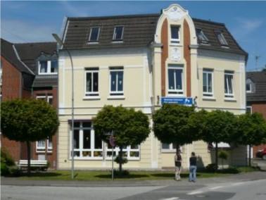In der Pflegewohnanlage im Rosengarten in Kellinghusen finden 56 pflegebedürftige Seniorinnen u...