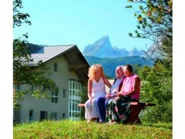 """Das Seniorenwohn- und Pflegezentrum """"Insula"""" setzt sich aus mehreren Teilbereichen m..."""