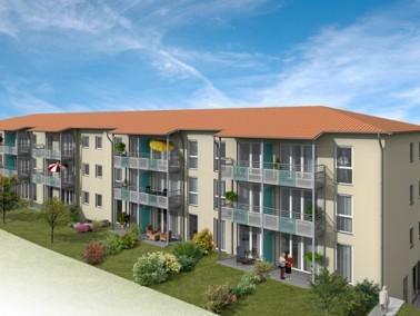 Das Haus Valentin in Thyrnau liegt hoch über den Donauufern, umgeben von grünen Wiesen und...