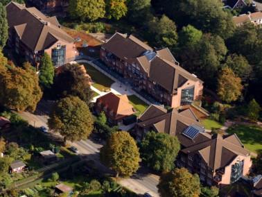Servicewohnen premium in 1-3-Zimmer-Appartements    Die Seniorenresidenz Alsterpark bietet viel meh...