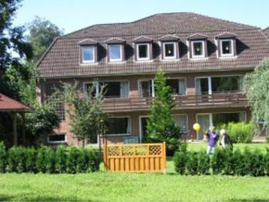 Pflege und Erholung - mitten im Grünen    Das Pflegeheim