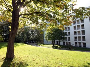Mit 40 Wohnungen unterschiedlicher Zuschnitte von 44 bis 90 Quadratmetern ist das St. Josef Wohnen m...