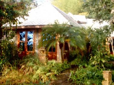 In der privaten Wohnanlage, BAAN SAMMI Natur-Resort, werden Häuser (Bungalows, Pa&shy...