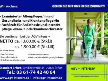 Altenpfleger und Krankenpfleger aufgepasst (m/w)!!!!!