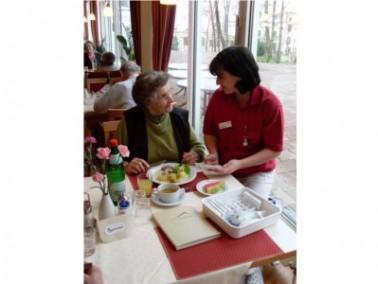 Im SenVital Senioren- und Pflegezentrum