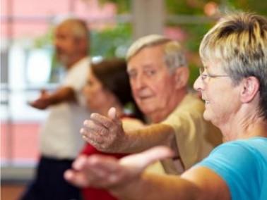 Zum Therapieangebot gehören verschiedene sportliche Aktivitäten