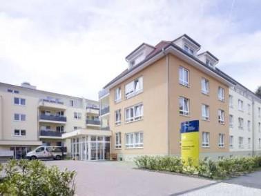 Das moderne Haus für Service-Wohnen wurde Anfang 2008 in unmittelbarer Nähe zum  Pflegewoh...