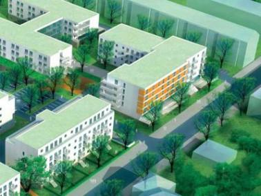 Die vier betreuten Wohngemeinschaften befinden sich nordwestlich des Braunschweiger Stadtzentrums in...