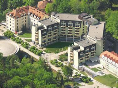 Der Kurort Rogaška Slatina befindet sich in der Slowenischen Steiermark, nur 70 Kilometer von...