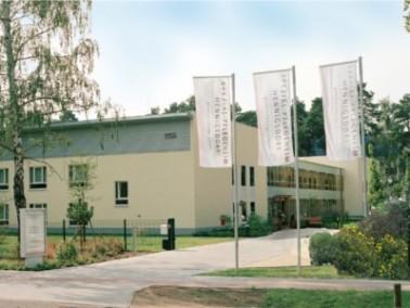 Im Spezial-Pflegeheim in Hennigsdorf wird der Schwerpunkt auf die Betreuung und die Pflege von Mensc...