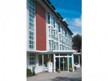 Die CURANUM Seniorenresidenz Augustastraße wurde 1991 in der ruhigen und reizvollen Stadt Schw...