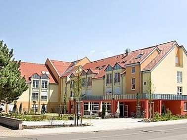 Das Seniorendomizil Haus Antonius, welches sich in der Stadtmitte des pfälzischen Göllheim...