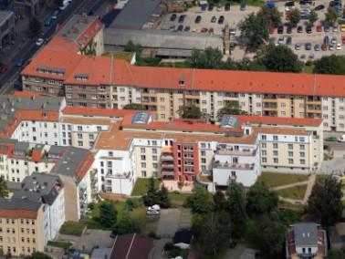 Vitanas Senioren Centrum liegt in der sogenannten Lunge Berlins: dem grünen Stadtteil Köpe...
