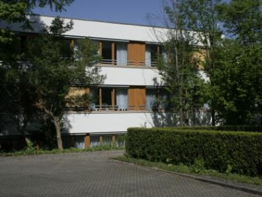 Das im Februar 2008 eröffnete Kretschmar-Huber-Haus in Karlsruhe-Hagsfeld bietet seinen Bewohne...