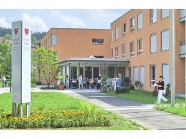 Das Seniorenzentrum Martha-Maria in Nagold ist die Nachfolgeeinrichtung des Alten- und Pflegeheims P...