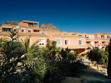 Die Residenz Montebello liegt im Osten Spaniens zwischen den Städtchen La Nucía und Beni...