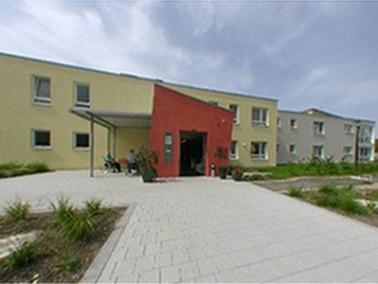 Das Seniorenzentrum St. Urban befindet sich in der Weinbau-Gemeinde Erlenbach im Landkreis Heilbronn...