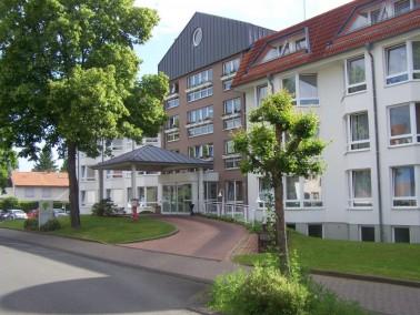 Inmitten des Kurorts Bad Sassendorf mit seinem Thermalbad und demKurpark liegt das ruhig geleg...
