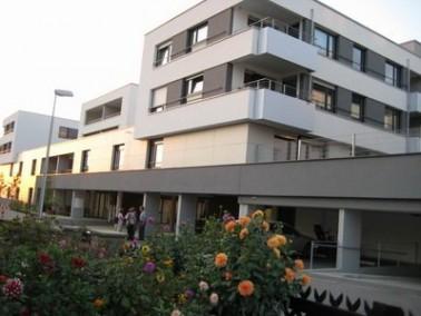 Das Christian-von-Kölle-Stift der Samariterstiftung Nürtingen wurde im August 2009 nach 1 ...