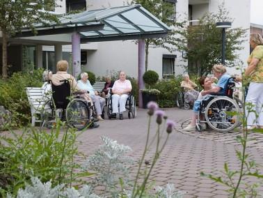 Pflegefachkräfte (m/w) für das Ludwig-Eibach-Haus gesucht