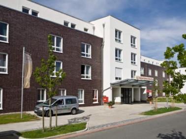 """Das moderne und komfortable KerVita Senioren-Zentrum """"Schöne Flora"""" liegt ganz in d..."""