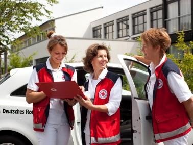 Unser Ambulanter Pflegedienst ist seit vielen Jahren fester Besandteil der Pflegelandschaft im Landk...