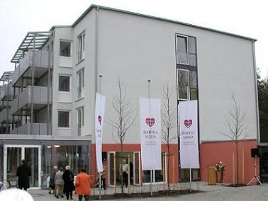 Das Seniorenzentrum Martha-Maria liegt am Stadtrand von Nürnberg in ruhiger Lage direkt am Wald...